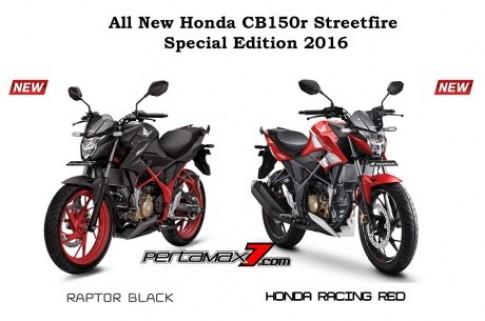 Honda CB150R 2017 phiên bản giới hạn xuất hiện