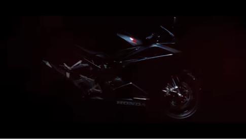 Honda hé lộ đoạn Teaser giới thiệu mẫu CBR250RR hoàn toàn mới
