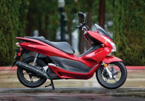 Honda tung ra PCX125 đời 2011