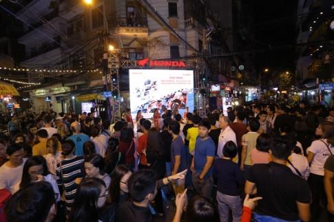 Honda Việt Nam tổ chức lễ ăn mừng chiến thắng của Marc Marquez 93