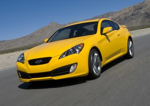 Hyundai Genesis 2012 sẽ mạnh hơn