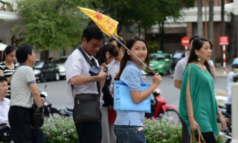 Khách Trung Quốc tới Việt Nam tăng kỷ lục