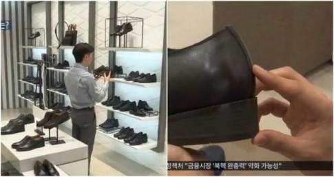Không thể tin được, đàn ông Hàn Quốc mang giày cao gót còn nhiều hơn cả phụ nữ