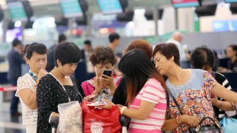 Lượng khách Trung Quốc 9 tháng đầu năm vượt cả năm 2016