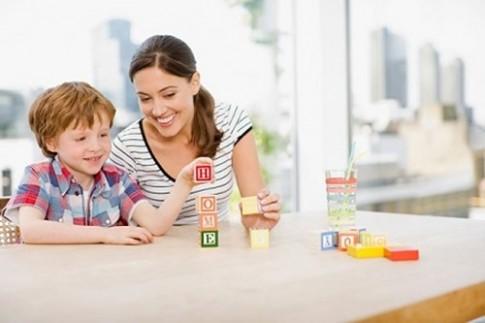 Mẹo dạy con học chữ cái, làm phép tính hiệu quả