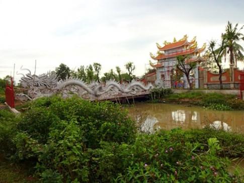 Nhà thờ Tổ nghiệp của Hoài Linh: Từ lúc còn ngổn ngang đến khi hoành tráng