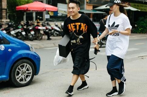 Nhìn lại những hình ảnh street style 'chất lừ' của giới trẻ Việt ở Sneaker Fest 2017