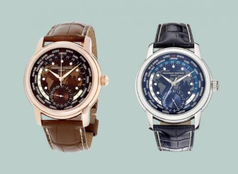 Những bộ sưu tập nổi tiếng của đồng hồ Frederique Constant