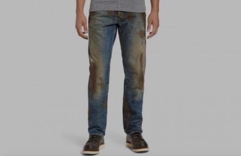 Những kiểu quần jeans... kỳ lạ nhất quả đất chẳng hiểu vì sao lại hot?