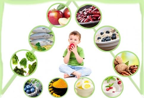 Những thực phẩm bổ não mẹ nên tăng cường bổ sung cho bé