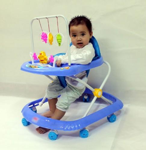 Những vật dụng cho em bé tiềm ẩn nguy hiểm khôn lường