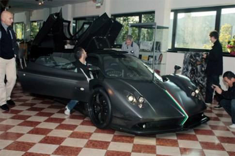 Pagani làm siêu xe 'độc' cho đại gia Hong Kong