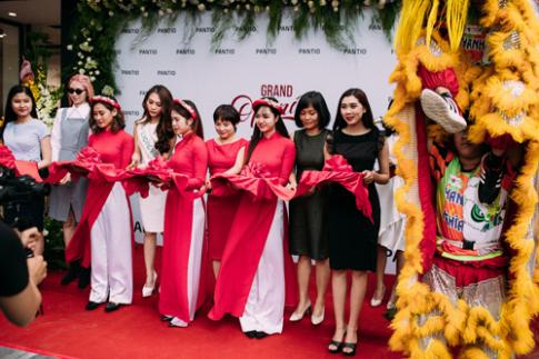 Pantio khai trương cửa hàng thời trang đầu tiên tại TP HCM