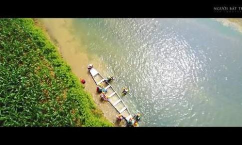 Quảng Bình hút hồn đoàn phim 'Người bất tử'