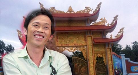 Sáng nay, nhà thờ tổ 100 tỉ của Hoài Linh mở cửa đón khách