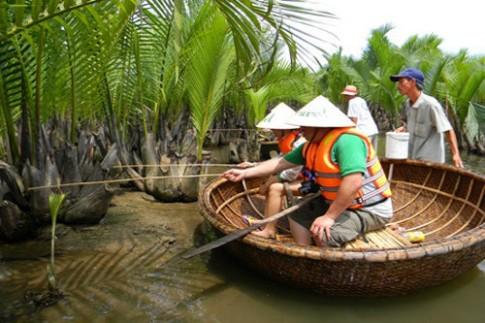 Sắp thu phí tham quan rừng dừa Bảy Mẫu ở Hội An
