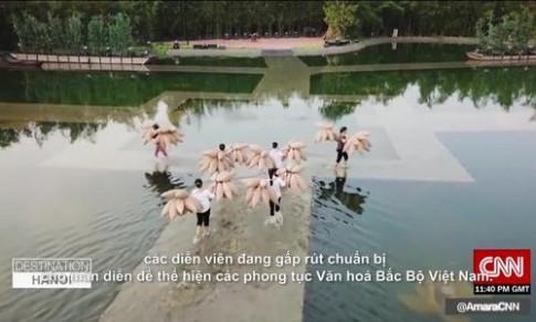 Show thực cảnh đầu tiên của Việt Nam lên báo Mỹ