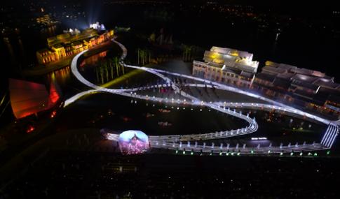 Show thực cảnh tại Hội An đạt hai kỷ lục Việt Nam