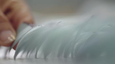 Thán phục khả năng thủ công tinh xảo của nhà mốt Chanel trong BST Thu Đông 2017