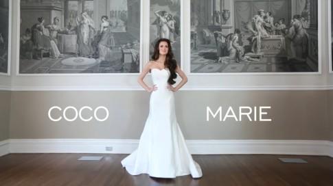 Thật không thể tin chỉ 1 bộ váy cưới có thể mặc theo 11 cách khác nhau!