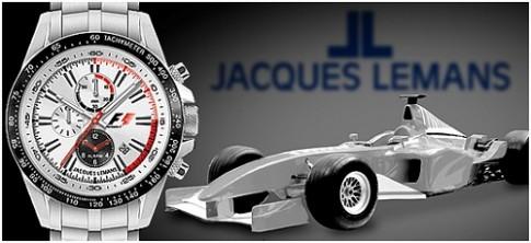 Ưu đãi 10% đồng hồ Jacques Lemans tại Đăng Quang Watch
