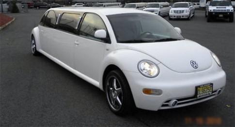 Volkswagen 'con bọ' phiên bản limousine
