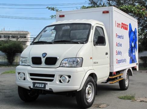 Xe tải Paso PMC có mặt tại Việt Nam