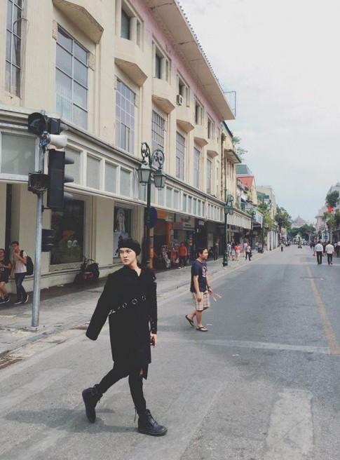 Xuất hiện hiện tượng thời trang lạ tại Vietnam International Fashion Week 2017