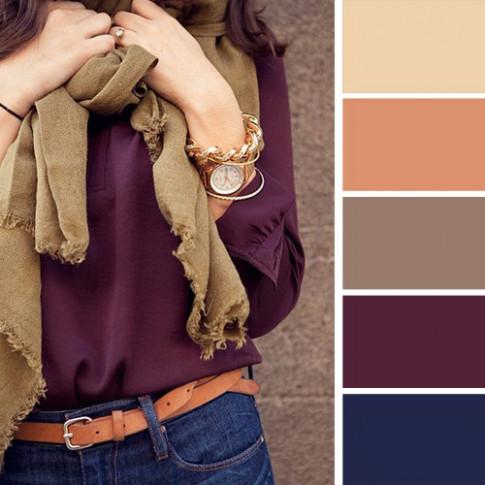 10 công thức lên đồ theo màu sắc diện đẹp không cần suy nghĩ