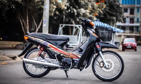 Chùm ảnh Wave 110 đẹp ngất ngây của dân chơi Việt