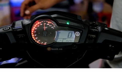 [Clip] Độ đồng hồ Exciter 150 hơi bị kool