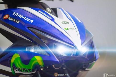 [Clip] Review đánh giá và tư vấn đồ chơi cho Yamaha NVX 155 Movistar