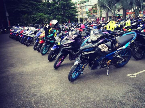 Club Exciter Sài Gòn kỷ niệm 3 năm ngày thành lập