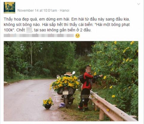 Cong dong mang chi trich mot so hanh dong cua Phuot thu