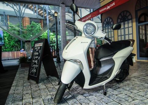 Đánh giá Yamaha Janus 2016 - Giá xe và chi tiết hình ảnh