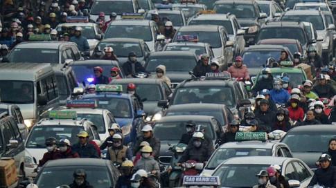 Đề xuất thu phí kiểm định khí thải 60.000 đồng với xe môtô