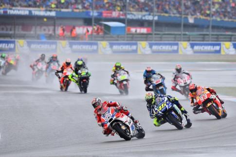 Ducati xây dựng Desmosedici GP trở thành cỗ máy tốc độ siêu hạng