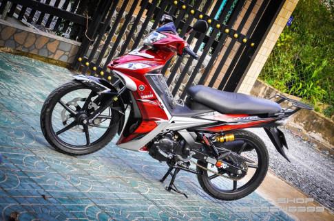 Exciter 135 với bản độ đầy tinh tế của biker Việt