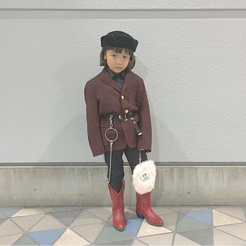 Gặp gỡ Coco Hamanmatsu, cô nhóc trở thành fashionista nhí từ hồi 3 tuổi