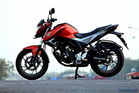 Honda CB Hornet 160R nhập khẩu Ấn Độ xin đánh giá