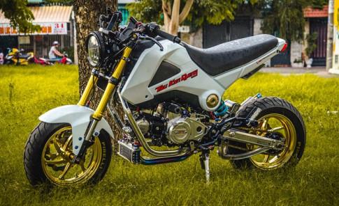 Honda MSX lột xác với gói độ lên đến vài trăm triệu đồng