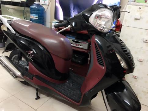 Honda PS 150i đen thùng đỏ xe zin chính chủ bstp