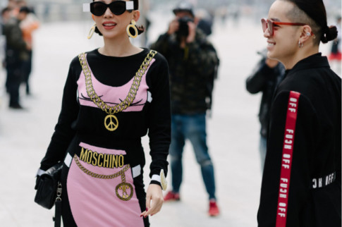 Không cần khoe hàng hiệu, Seoul Fashion Week vẫn là nơi hội tựu những 'nhân tài' mix