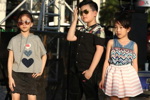 Không chỉ ở Seoul, Việt Nam cũng có rất nhiều fashionista nhí siêu đáng yêu