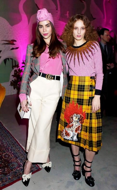 Ngắm những trang phục được Hồ Ngọc Hà diện ở Milan Fashion Week