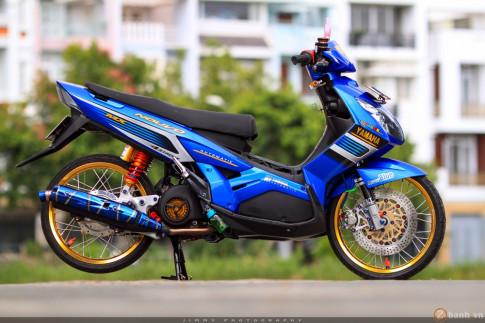 Nouvo MX độ phong cách Super Blue đậm chất Thái