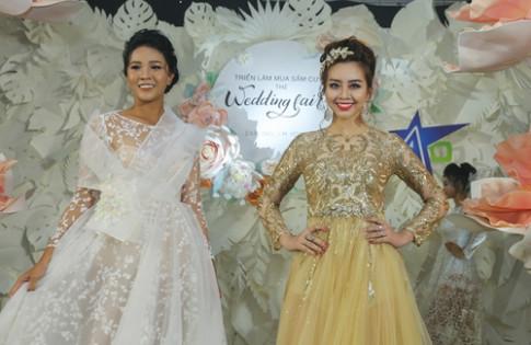 Phan Quốc An ra mắt váy cưới ren, xuyên thấu