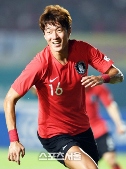 Phong cách tiền đạo Hàn đang dẫn đầu danh sách ghi bàn ở Asiad