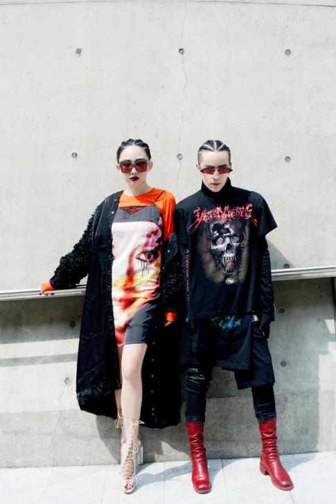 Seoul Fashion Week 2017: Chưa tuần lễ thời trang quốc tế nào 'tề tựu' nhiều sao Việt đến vậy