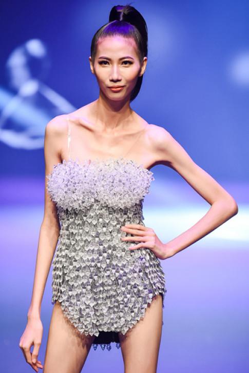 Tuần thời trang quốc tế Việt Nam không cấm người mẫu siêu gầy